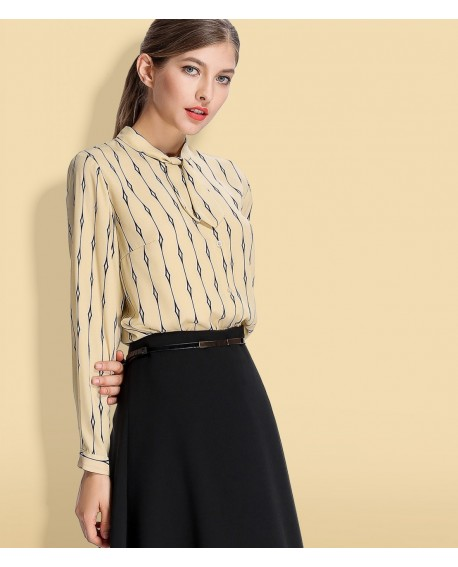 APART Bluse mit Muster