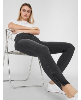 """NOISY MAY """"KIMMY"""" NORMAL WAIST ANKLE SKINNY FIT JEANS"""